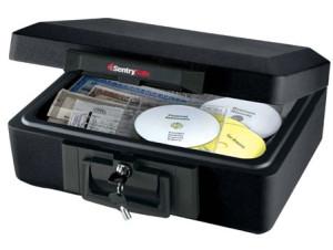 SentrySafe 2460 brandwerende box
